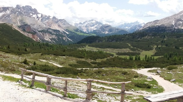 Refugio Sennes - Italia
