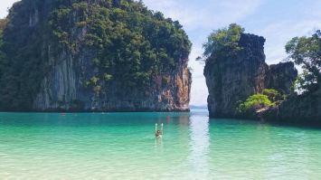 Tailândia - em algum lugar do Andaman Sea