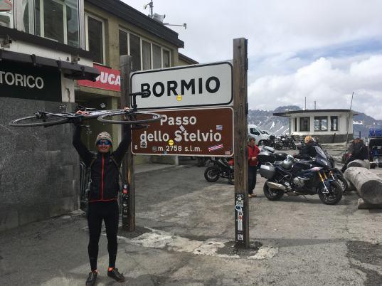 Passo dello Stelvio - Italia