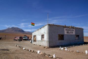 Aduana Chile-Bolivia