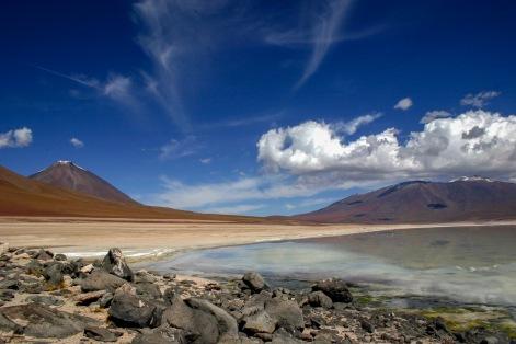 Lagunas bolivianas