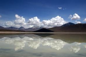 Lagunas espelhadas