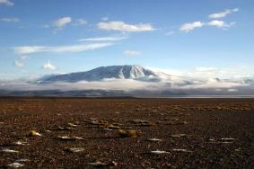 amanhecer no deserto do Atacama