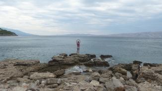 Algum lugar da costa croata