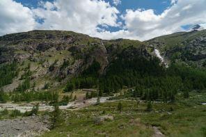 Pont - Vale de Valsavarenche